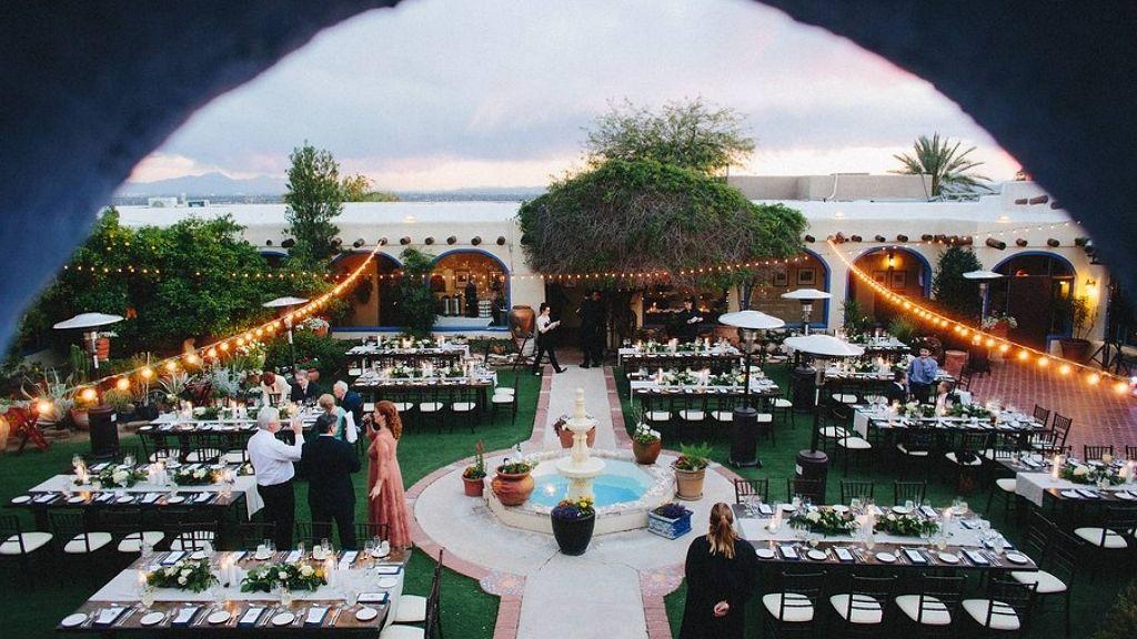Tucson Wedding Venues Destination Weddings Hacienda Del Sol Tucson Wedding Tucson Wedding Venues Wedding Wire