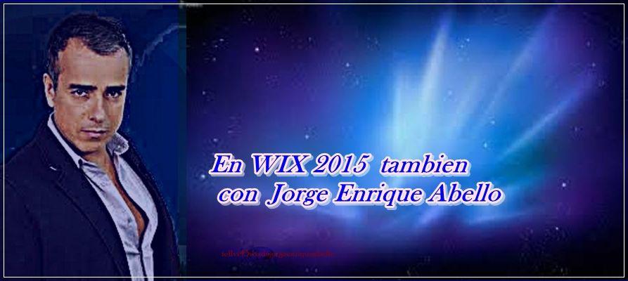 En wix con Jorge Enrique Abello