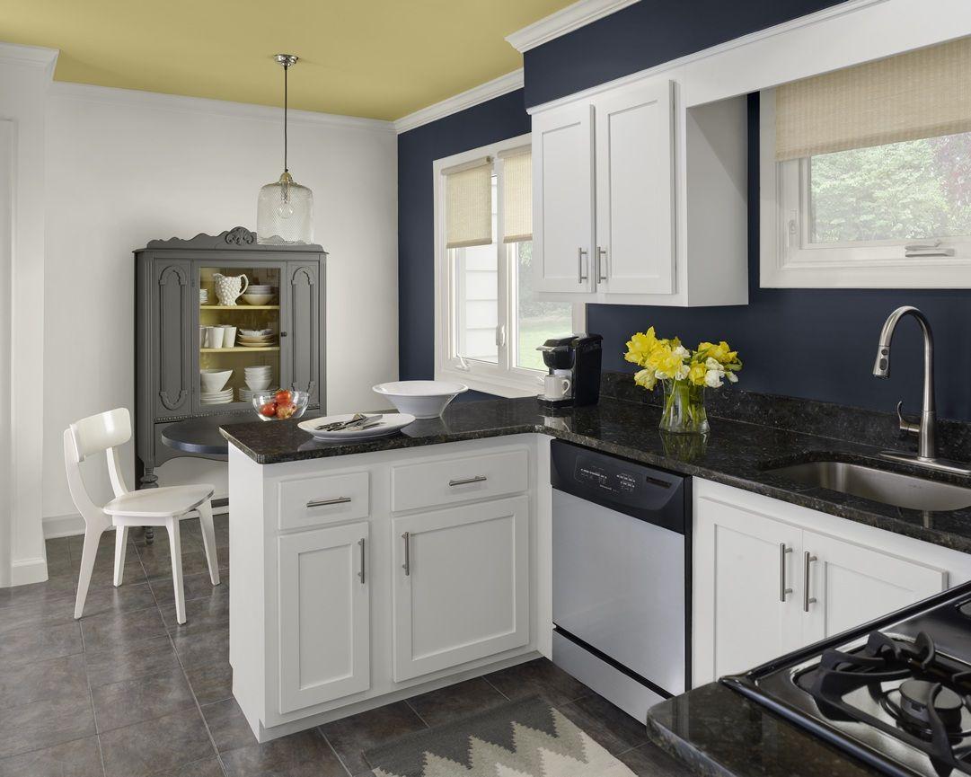 Inspiring Kitchen Color Schemes   Buy kitchen cabinets ...