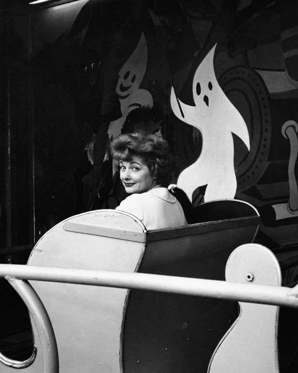Rare Lucille Ball Vintage Photos - Getty