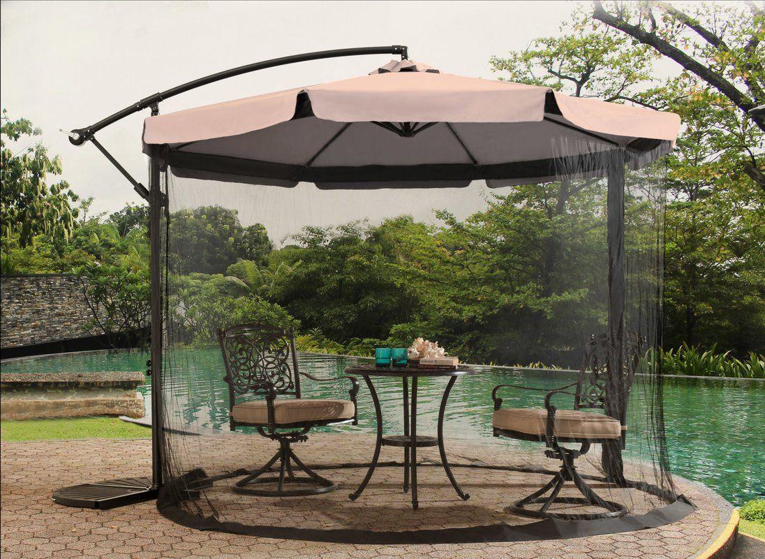 Anthea 10 Cantilever Umbrella