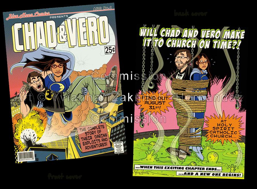 Superhero Wedding Invitations By Zakniteh Deviantart Ideas