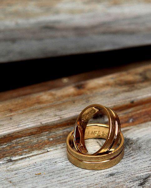 Las mejores fotografías de anillos de bodas Image: 8
