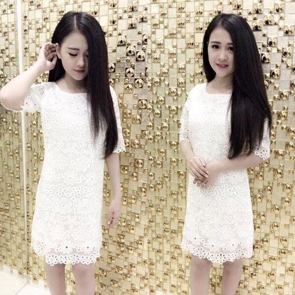 Lê Linh Trang @ VGC  ~  #hot #beauty #full #vietnamese