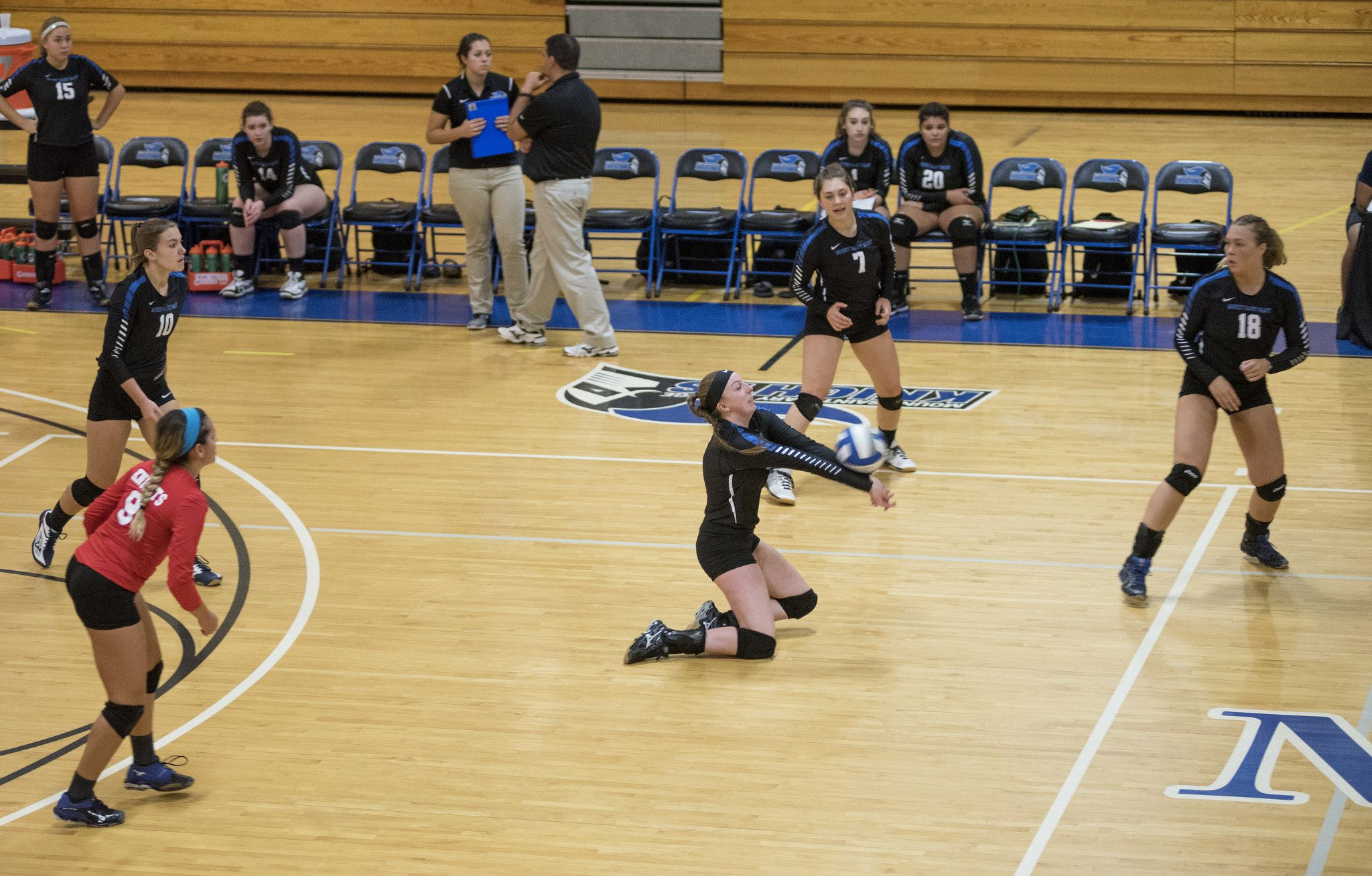 Sp Volleyball 9048 Women Volleyball Volleyball Team Volleyball