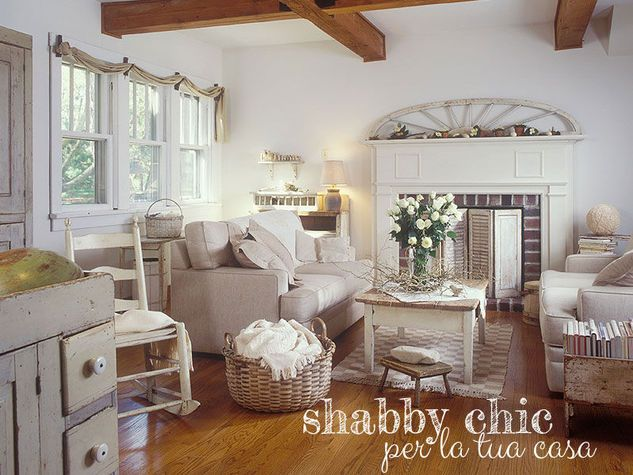 The Romantic Rose Shabby chic homes, Victorian cottage