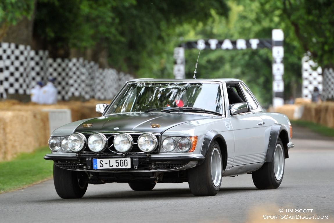 1980 Mercedes-Benz 500 SLC rally car | Cars | Pinterest | Mercedes ...