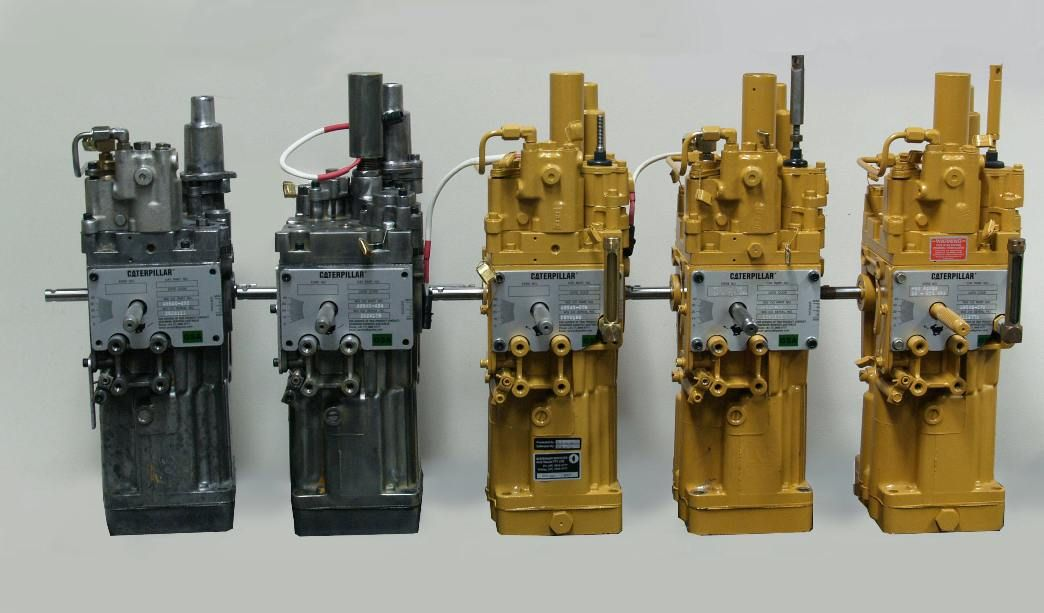Diesel Engine Governors Manufactured By The Woodward