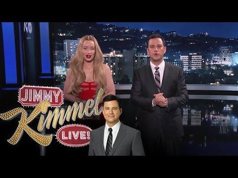 Jimmy Kimmel Translates Iggy Azalea S Lyrics For Old People Fancy Song Iggy Azalea Fancy Iggy Azalea