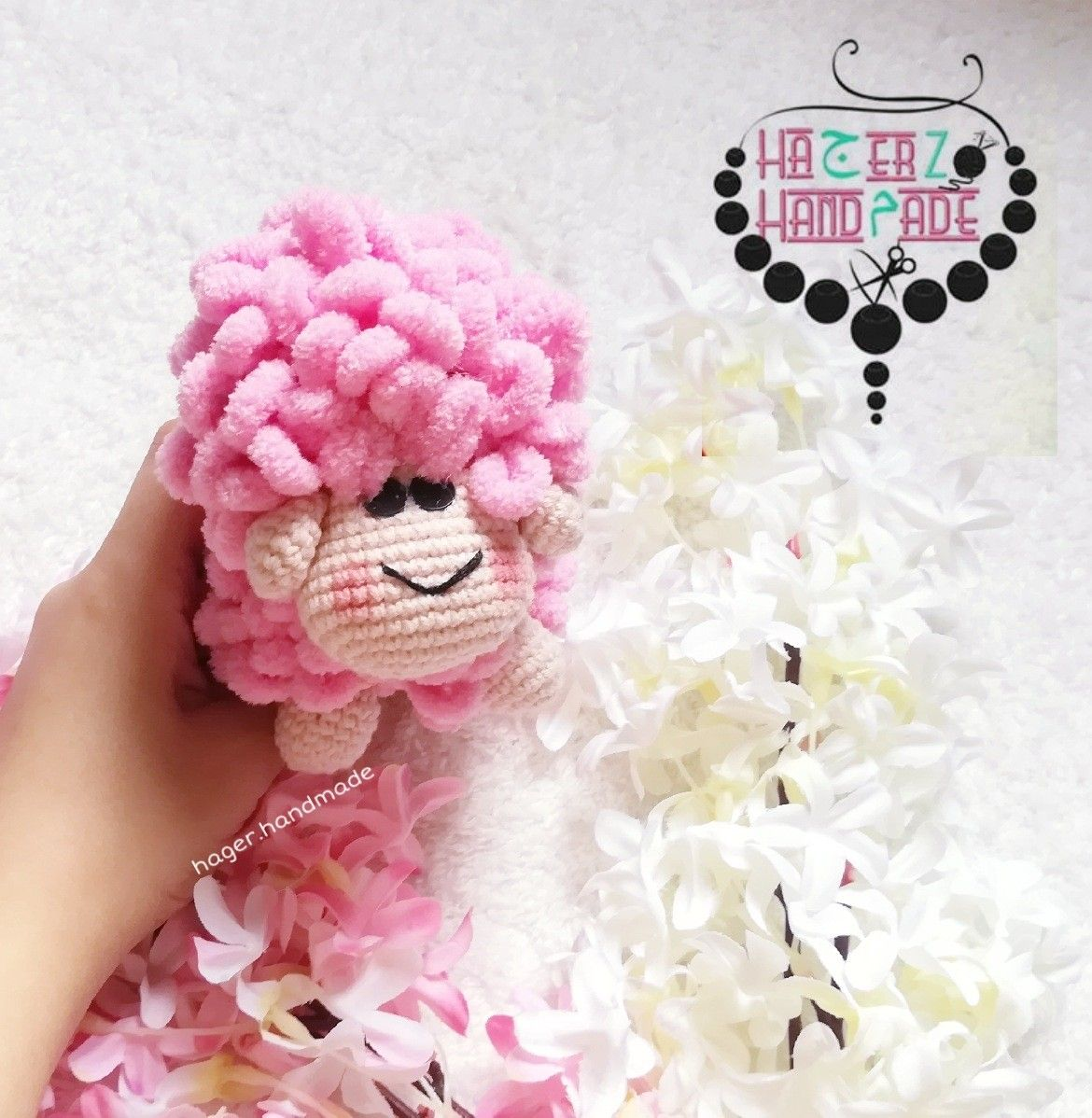 Crochet Amigurimi Sheep Crochet Handmade Shop Crochet Hats