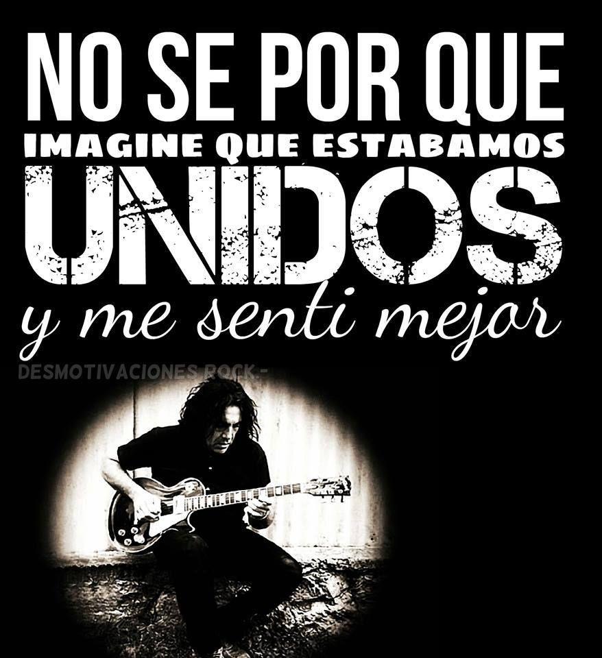 Frases De Rock Nacional Argentino Frases De Rock Frases