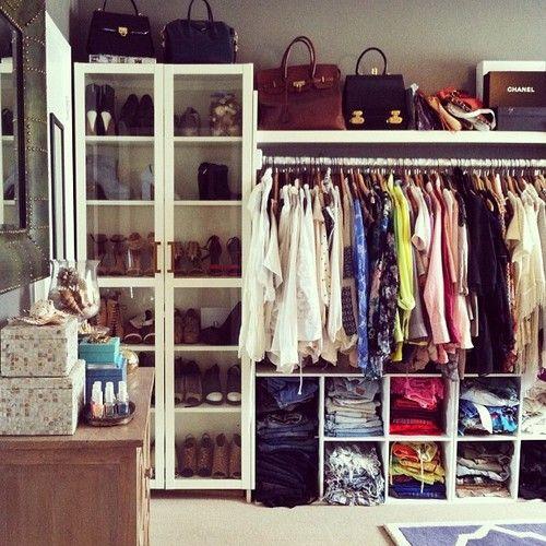 shoe storage House Pinterest Organizations, Closet