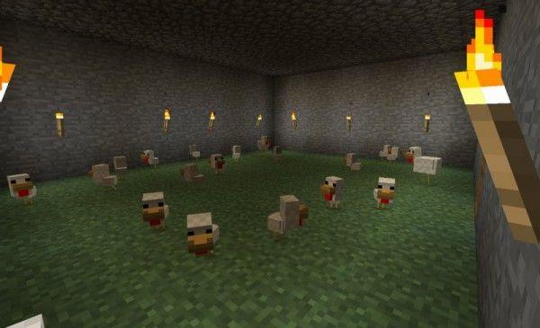 Minecraft Mobs Chicken Pi Chicken Sometimes Called As
