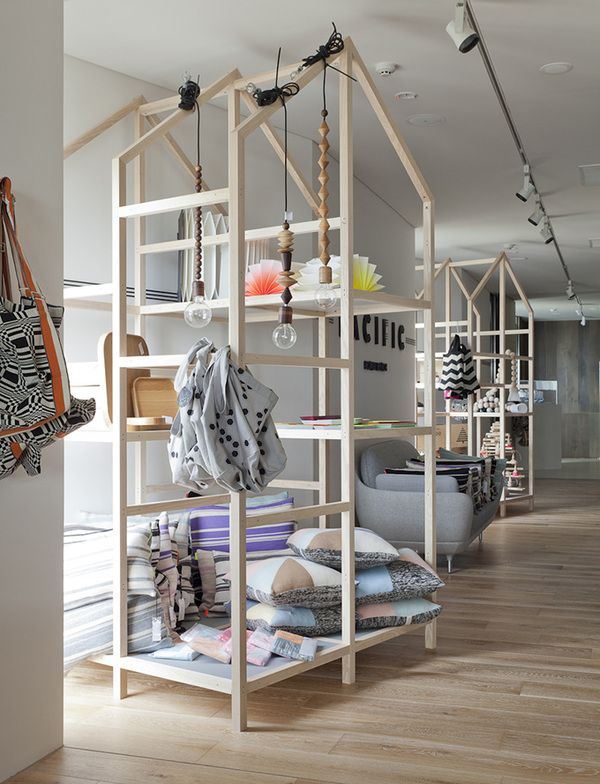 Ikea Style Scandinavian Interior Design Shop Display Shelving Homewares Clean Smart Modern De Shop Interiors Retail Design Interior Design Inspiration