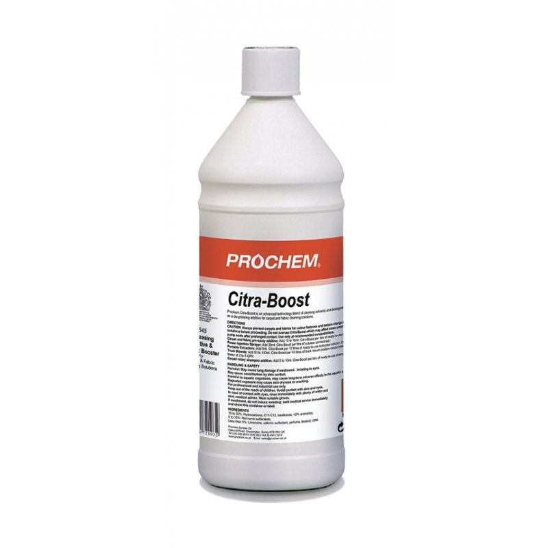 Prochem Citra Boost 1l With Images Stain Remover Carpet Dry Carpet Cleaning Carpet Cleaning Solution