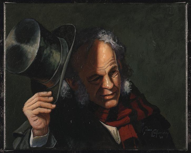 Ebeneezer Scrooge by Dean Morrissey | Christmas carol charles dickens, Morrissey, Christmas carol