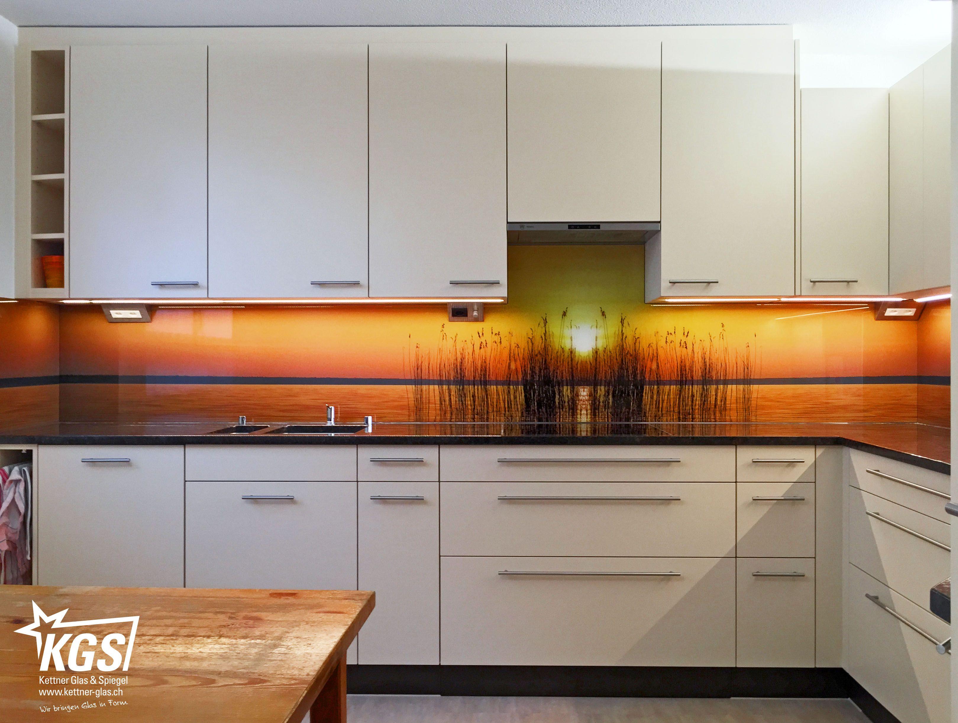 Beleuchtete Küchenrückwand ~ Besten küchenrückwand bilder auf
