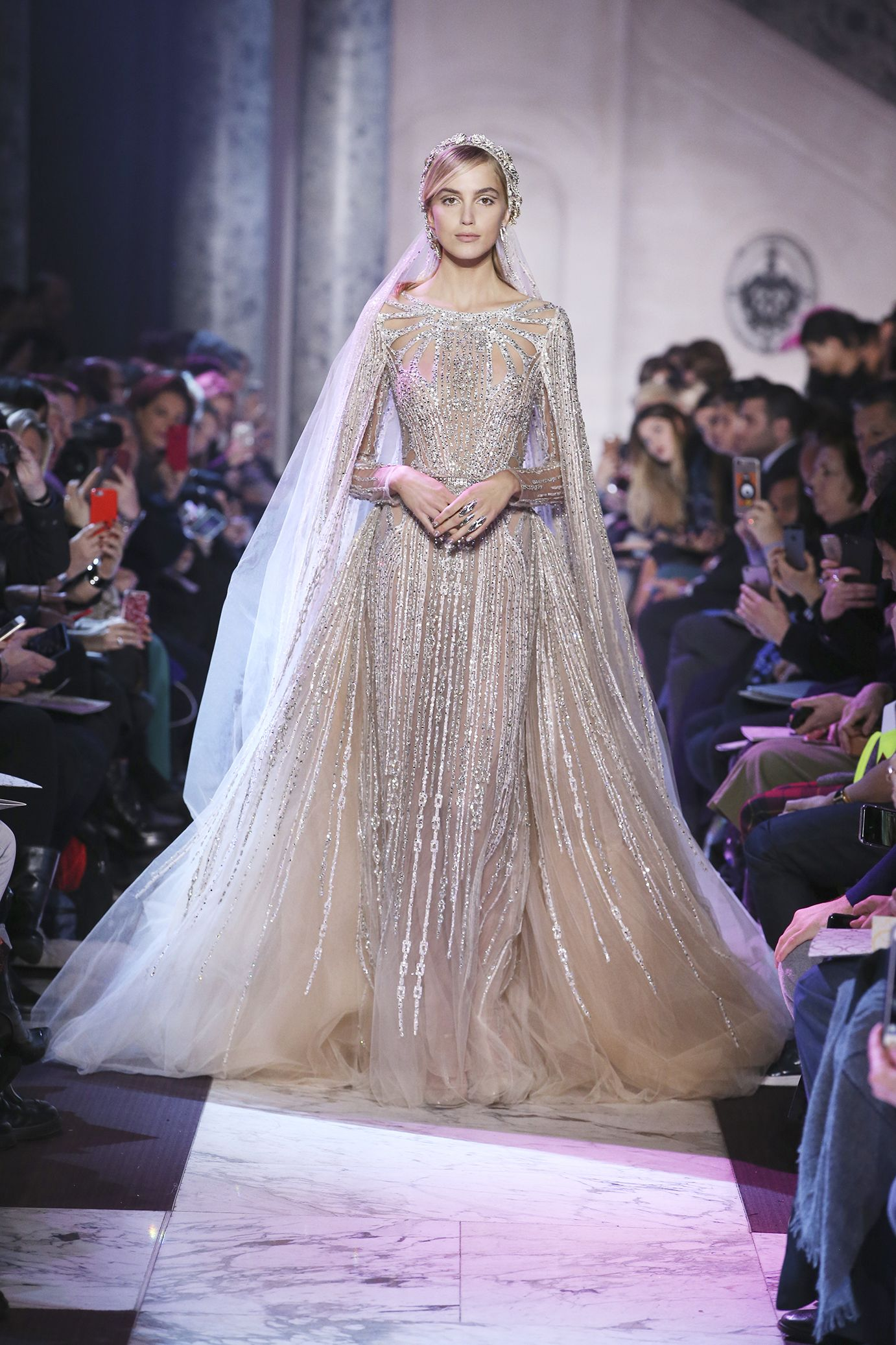 Elie Saab Haute Couture Spring Summer 2018