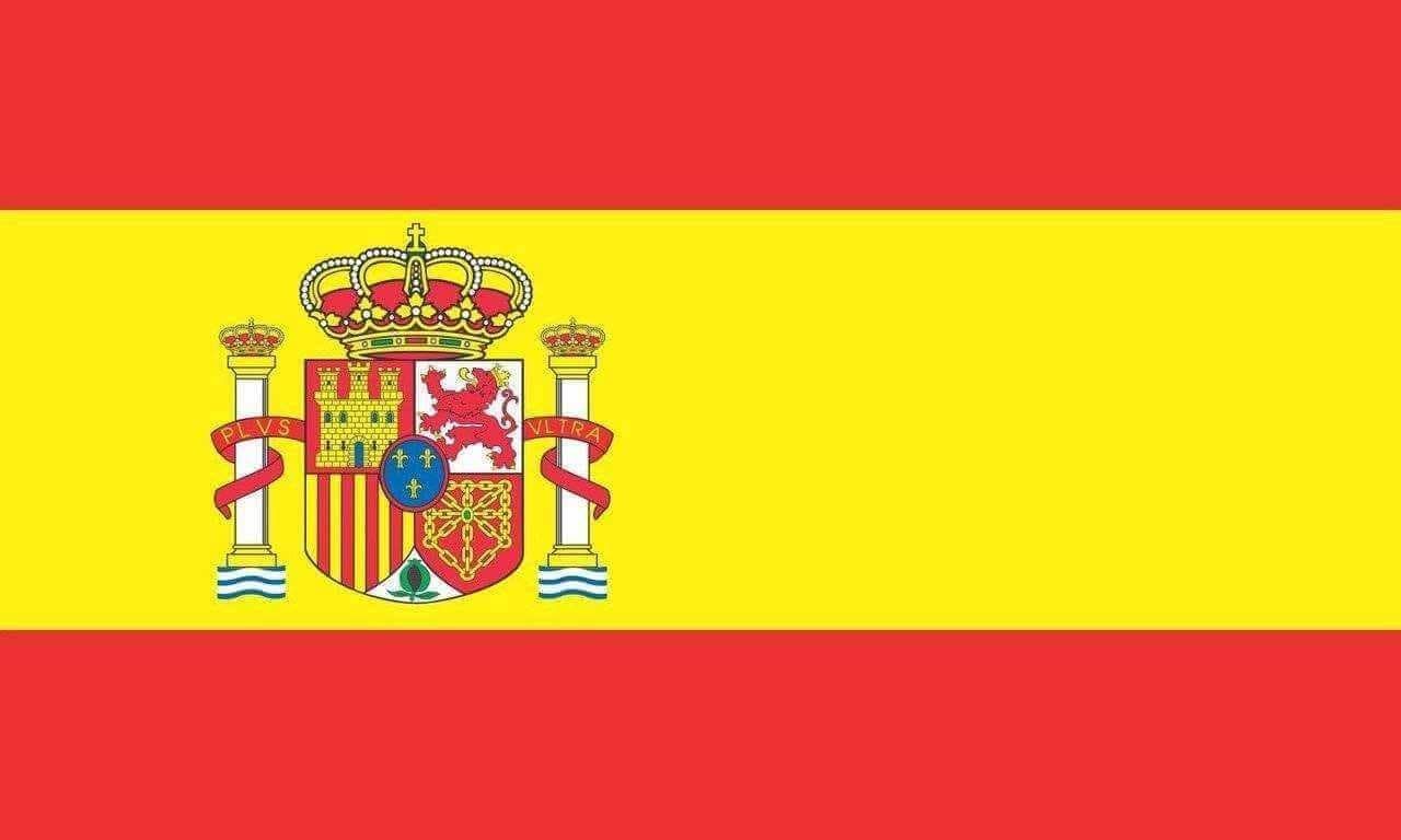 Idioma Español | Spanish flags, Bumper stickers, Flag