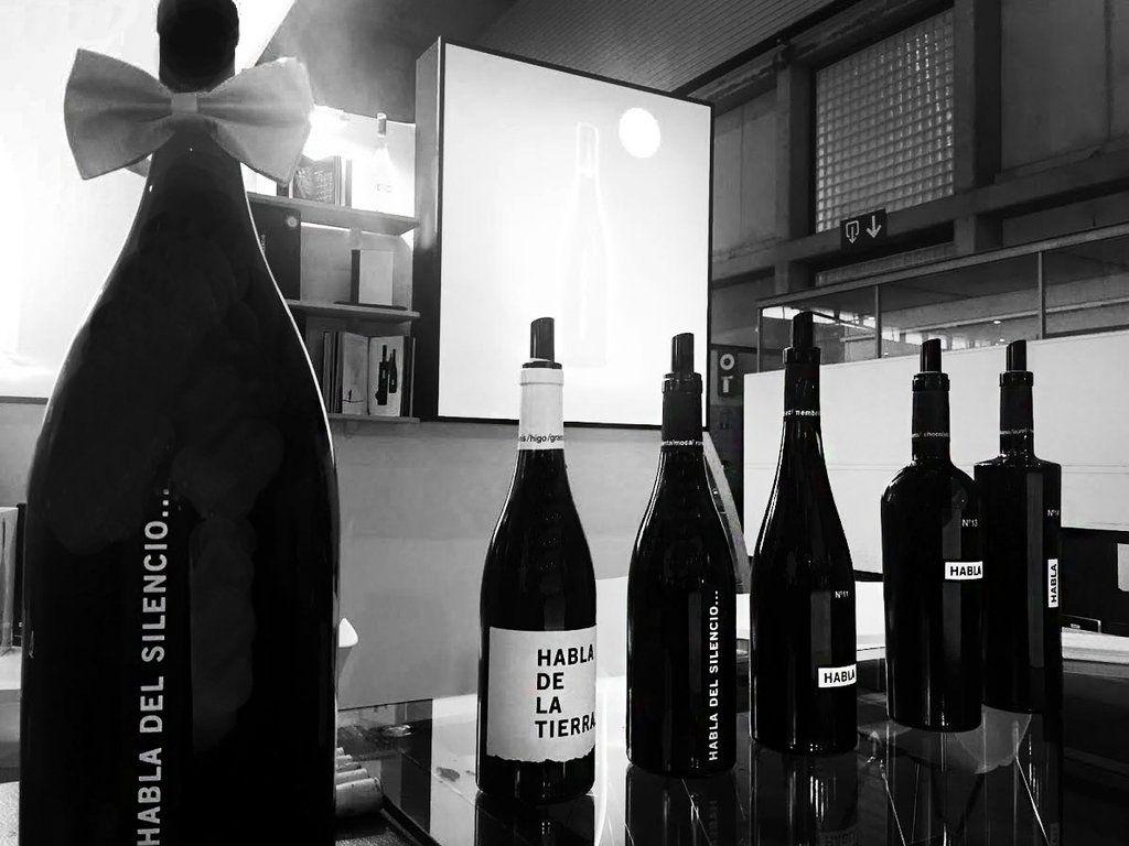 Bodegas Habla Vinoshabla Wine Bottle Wines Luxury