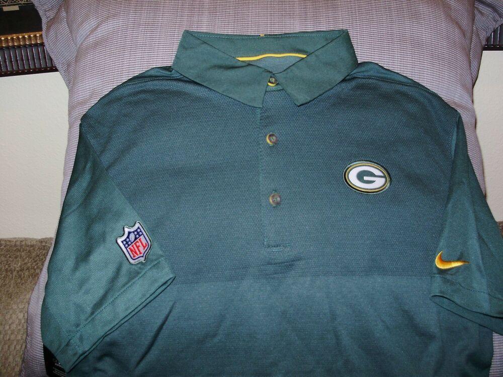 packers golf shirt