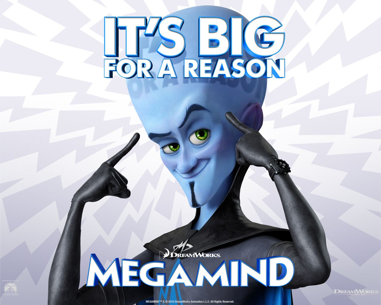 Image result for it's big for a reason megamind
