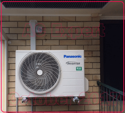 Panasonic Air Conditioner Installation Air conditioner