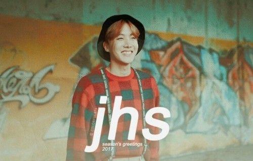 BTS SEASON GREETINGS EDIT 홉 J-Hope 정호석 Jung HoSeok
