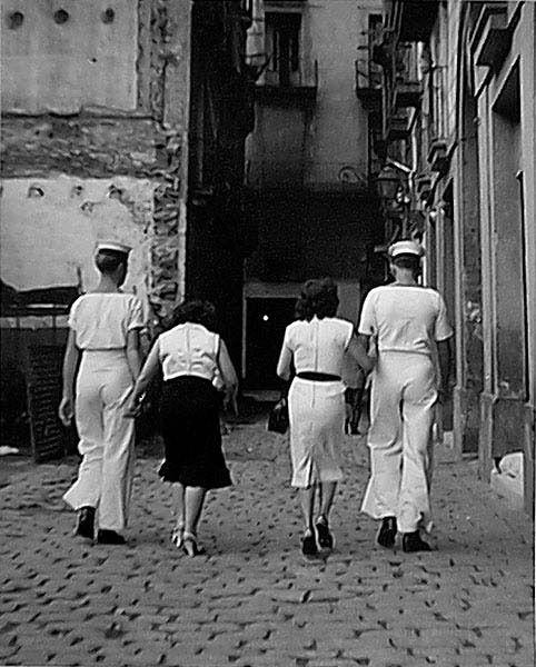 Marineros, 1952