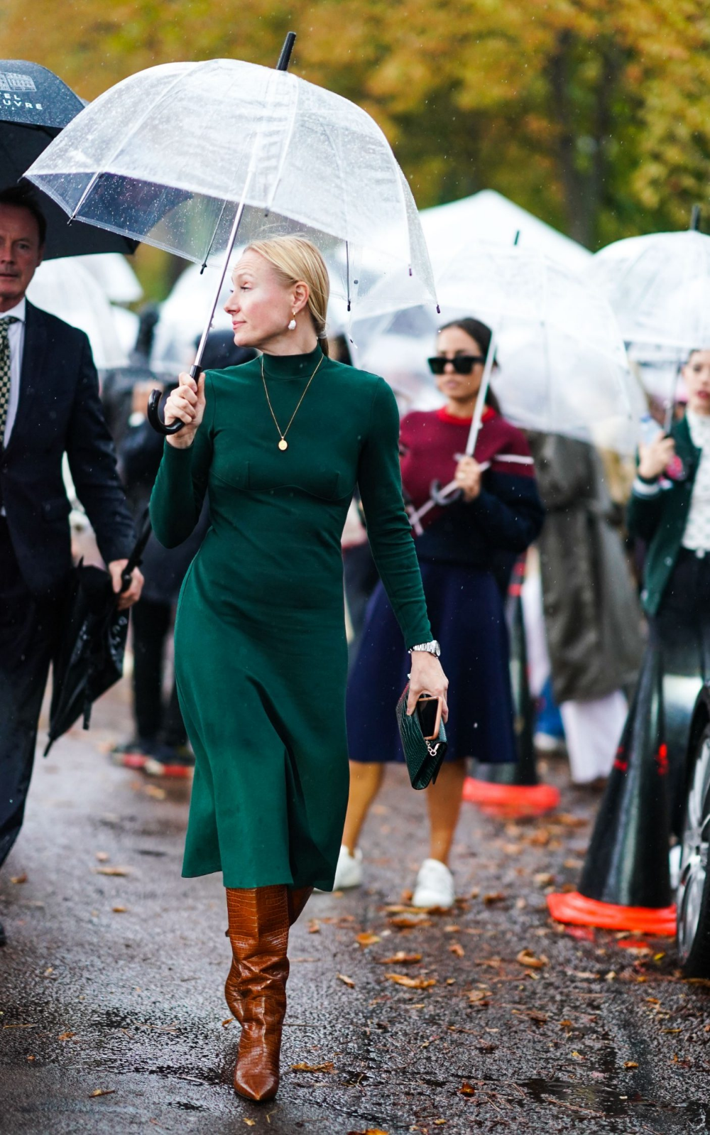 Rainy day style: the perfect wet weather outfits