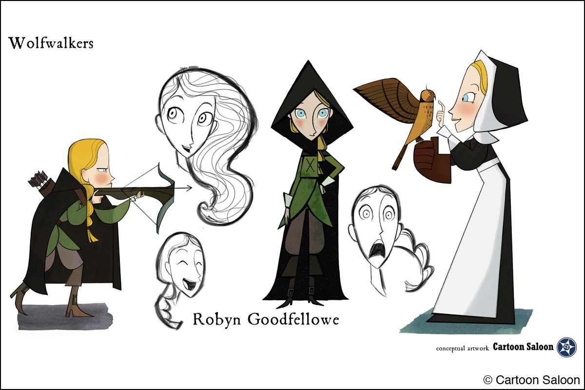Image result for cartoon saloon | My toony inspiration! | Character