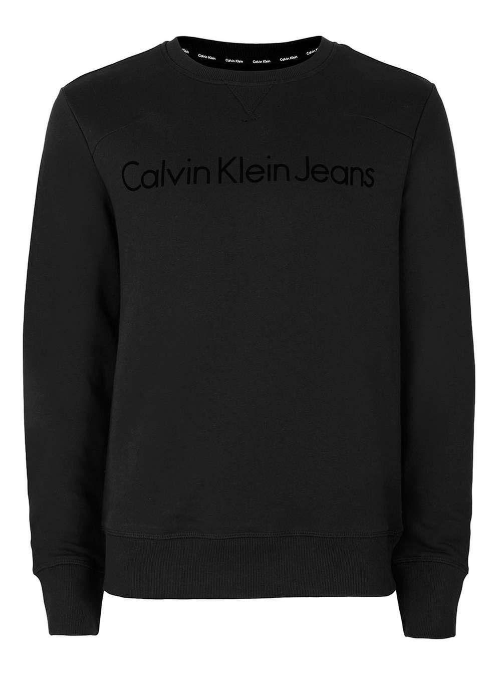 Calvin Klein Black Sweatshirt Men S Hoodies Sweatshirts Clothing Mens Sweatshirts Hoodie Black Sweatshirt Men Calvin Klein