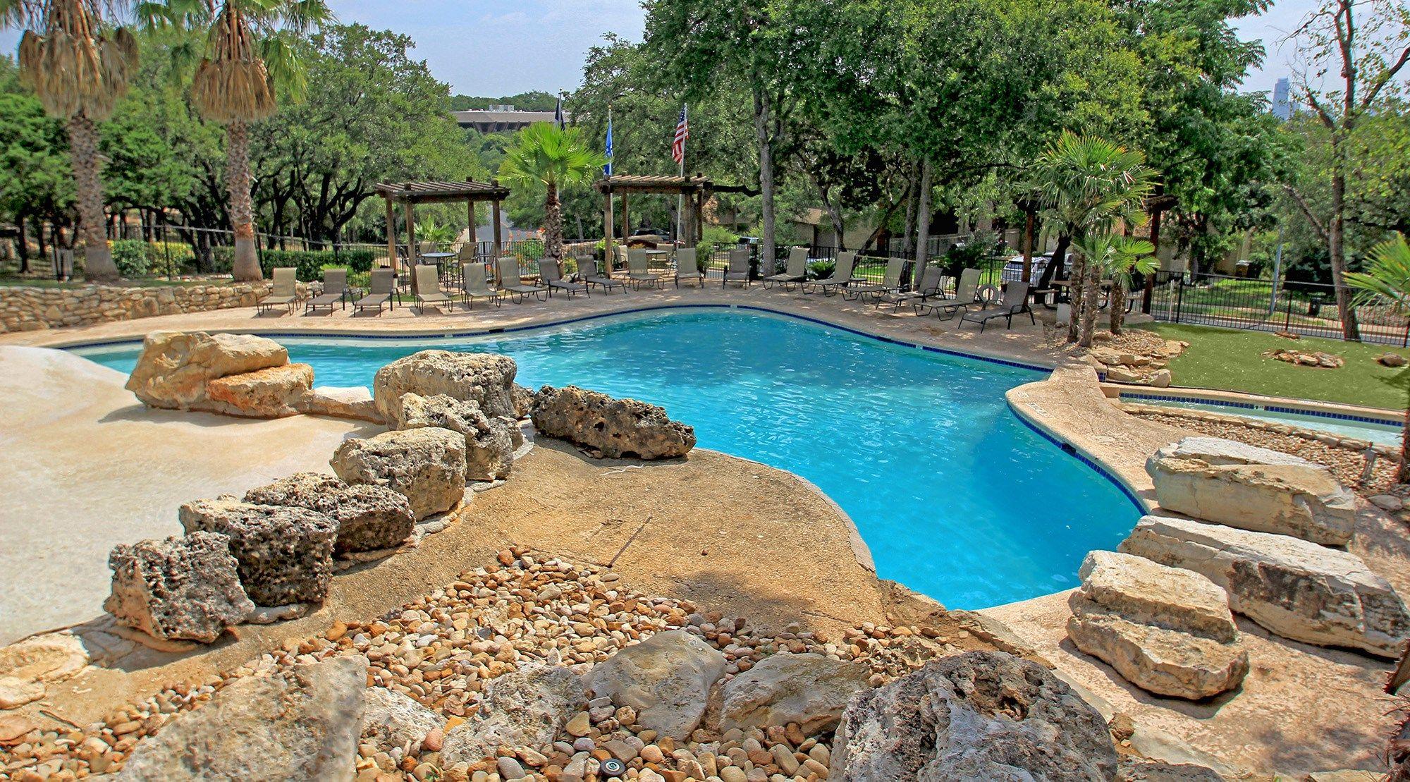The Ridge at Barton Creek Apartments Austin Texas TX
