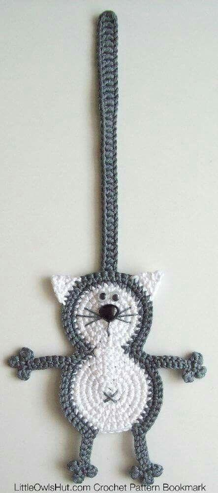 Pin von Carmen Soto auf crochet | Pinterest | Lesezeichen, Häkeln ...