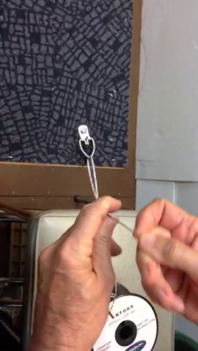 DIY Framing series - How to tie framing wire | Videos | Pinterest