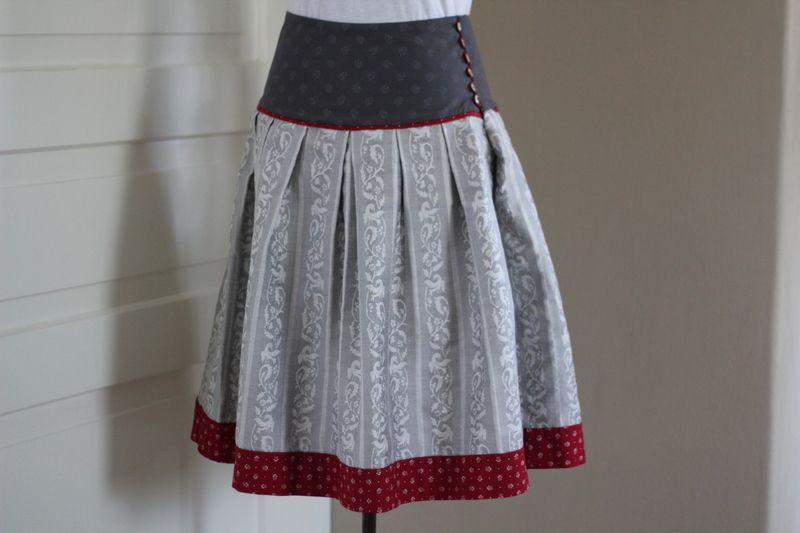 Röcke für Frauen   Etsy DE   Faltenrock nähen, Kleidung