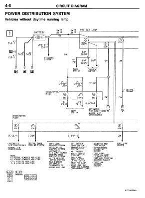 2001 Mitsubishi Carisma Electrical Wiring Supplement