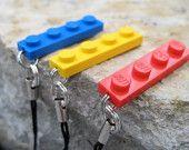 DIY Lego Keychains  Como identificar suas chaves!!