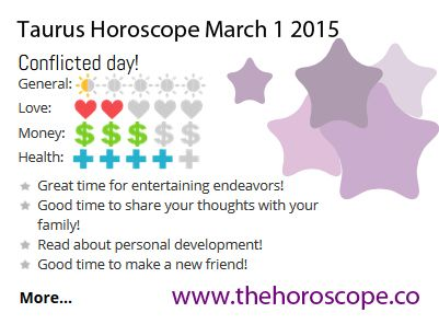 february 9 taurus horoscope