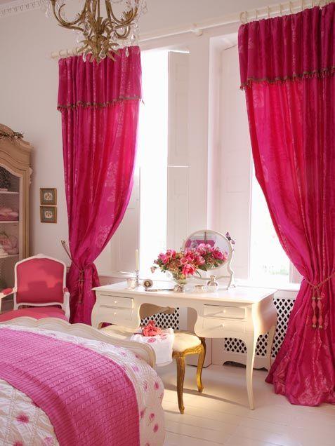 20+ Fuchsia pink bedroom accessories trends