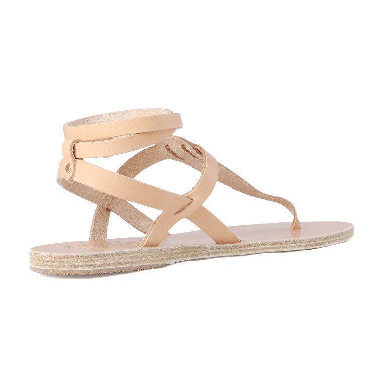 8a1bf2be2a3 Ancient Greek Sandals Estia Thong Ankle Strap Sandal  sol  Shop Super Street  - 5