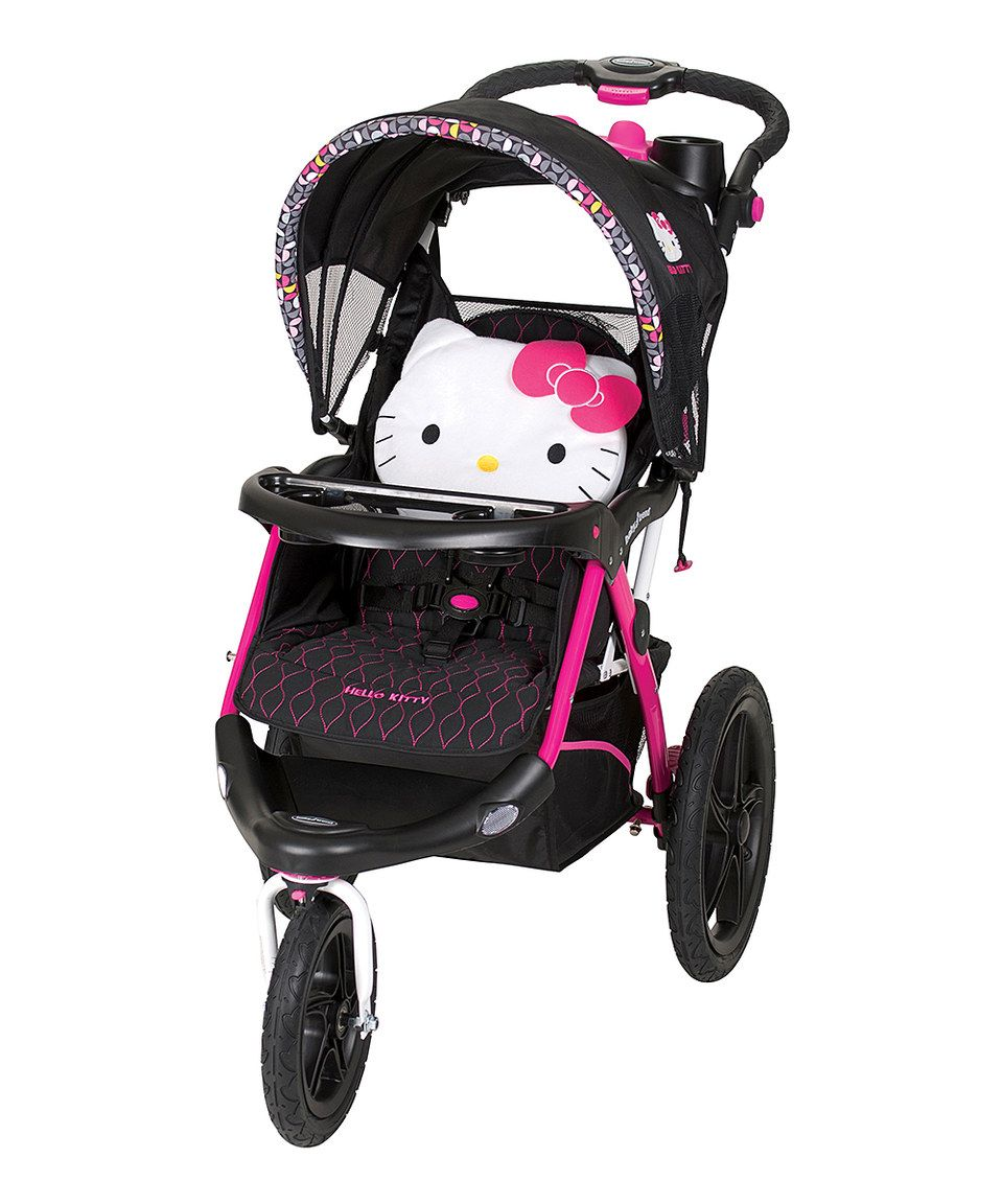 Hello Kitty Calypso Jogger Stroller by zulily