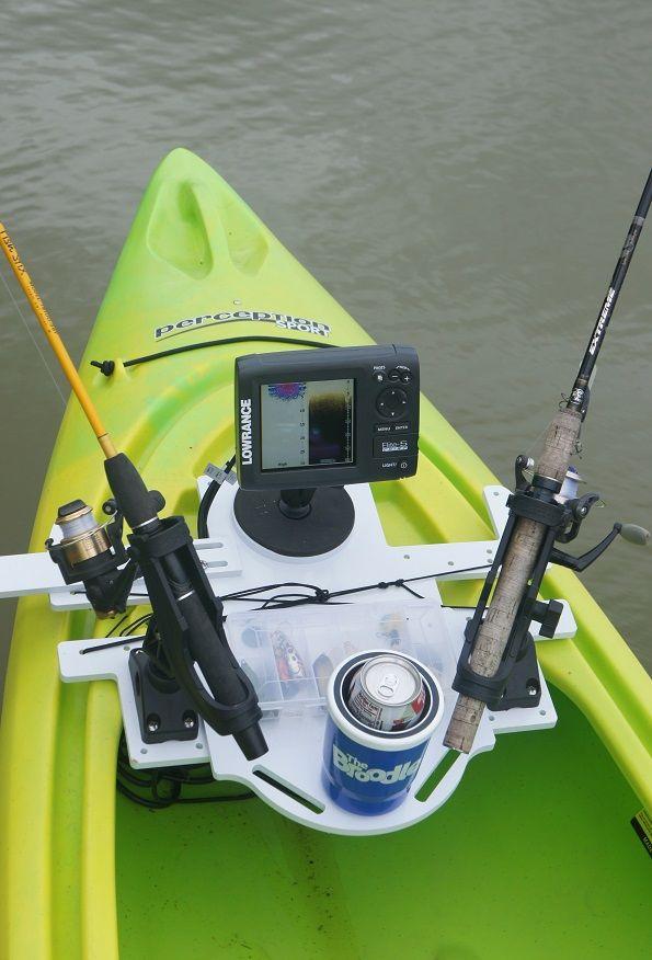 Customizable Kayak And Sup System Broodle Brands Kayak Fishing Setup Canoe Fishing Kayaking Gear