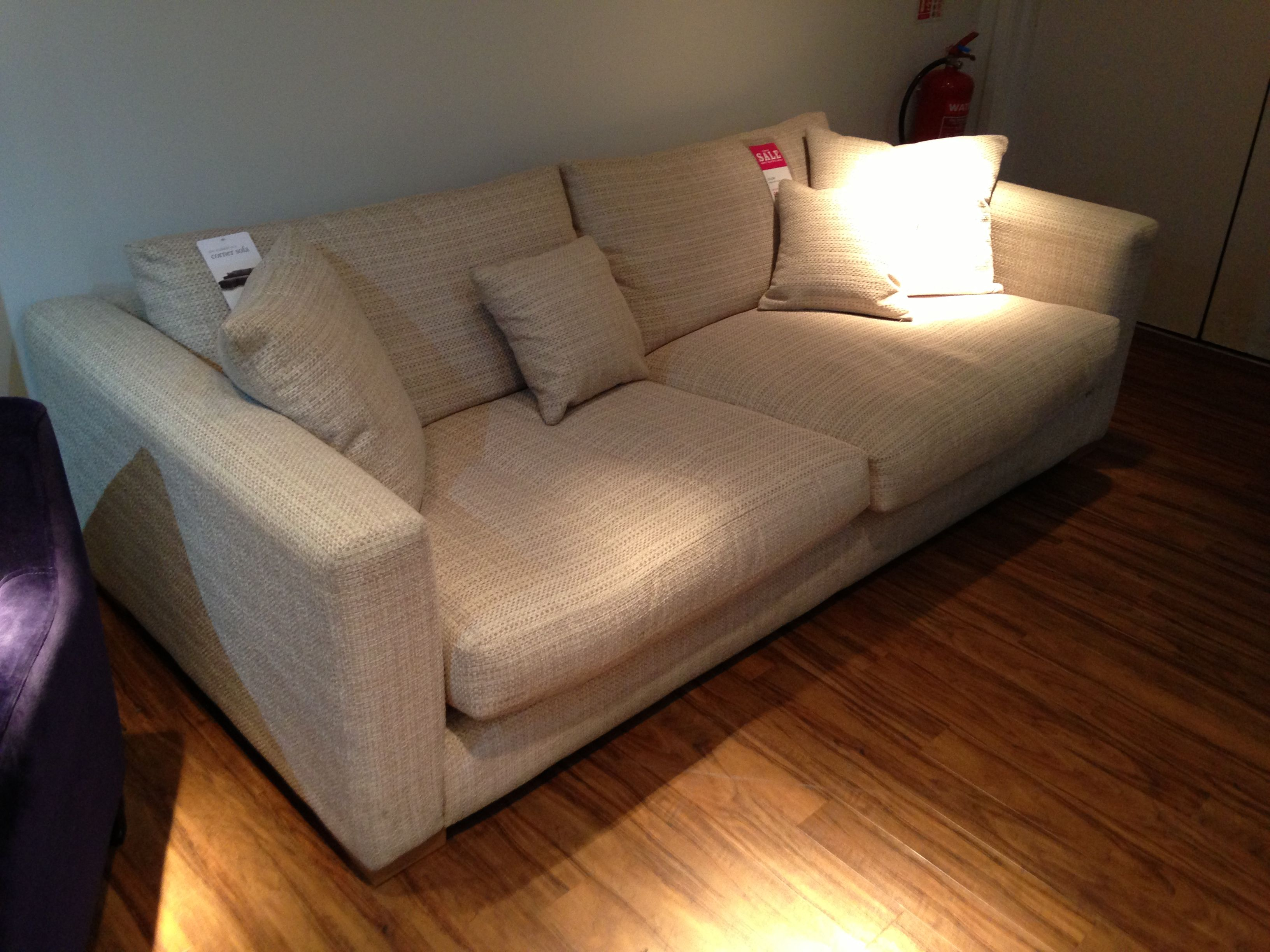 dillon large sofa in casual - Large Sofas