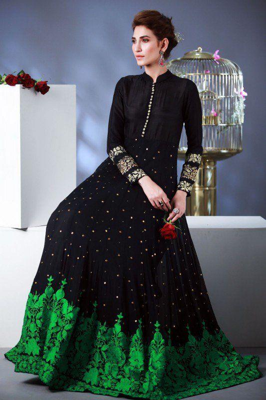 Black party wear dresses for girls   Fashion Trend   Pinterest