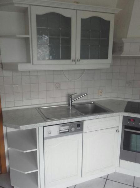 Ich verkaufe eine gebrauchte Einbauküche ca 390 cm lang Das sind - Ebay Kleinanzeigen Küchenschrank