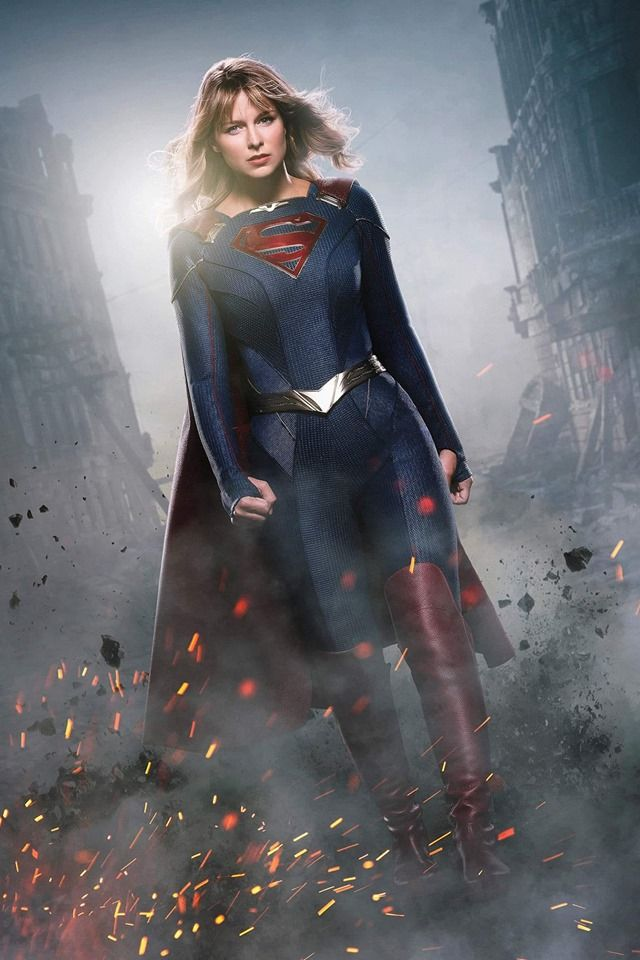Supergirl Melissabenoist Season5 Official Poster Supergirl Season Supergirl Tv Supergirl Costume