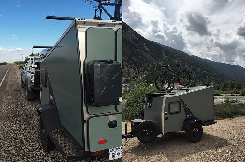 This Modular Camper Offers A High Design Way To Adventure Off