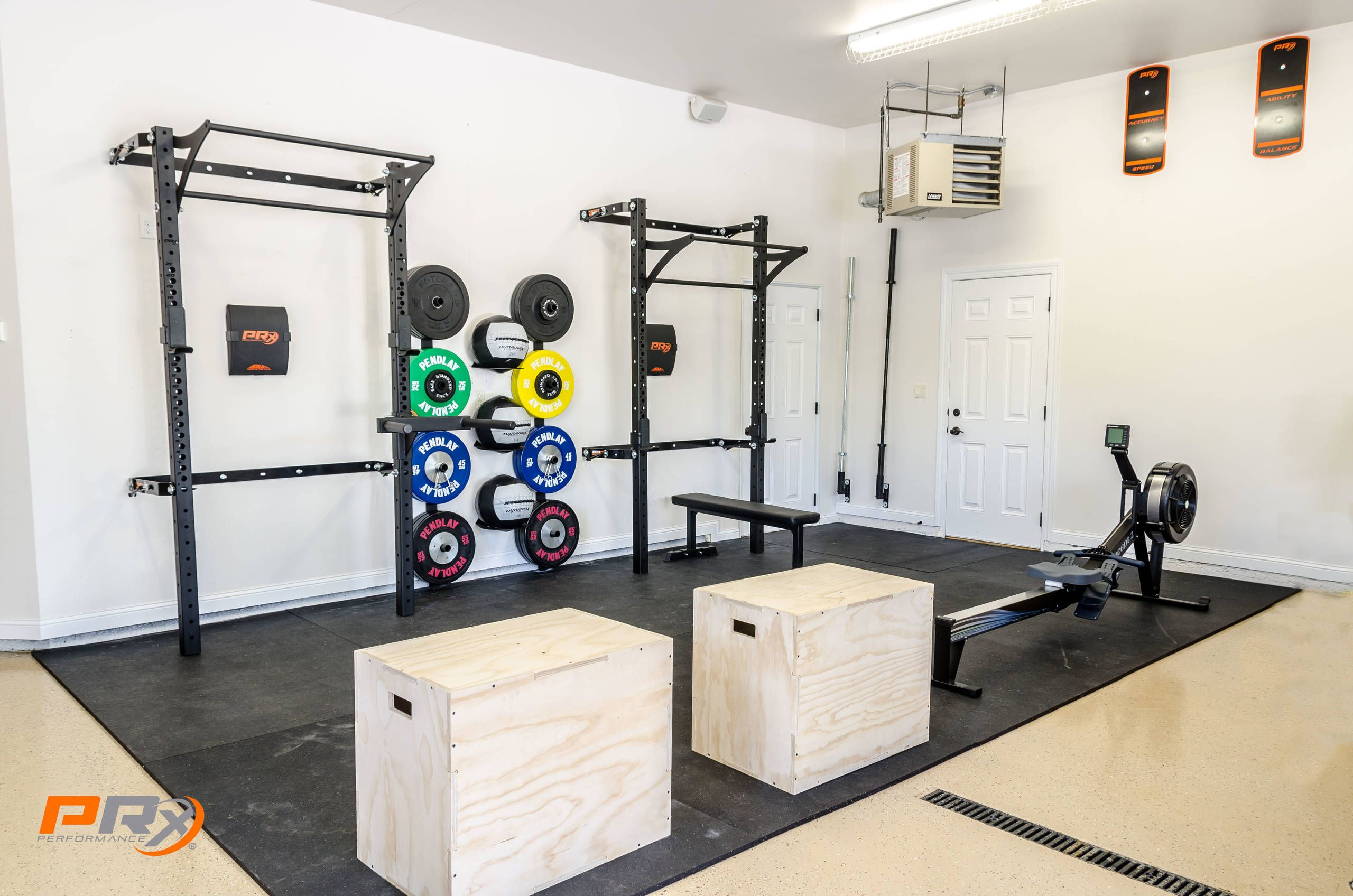 enchanting crossfit home gym ideas gift home decorating