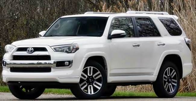 2018 Toyota 4runner V8 Price And Release Date
